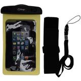 BINGO Waterproof Bag [SX01] - Yellow - Plastik Handphone / Waterproof